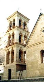 Колокольня монастыря Святой Екатерины (фото с сайта travels.md)