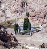 Озеро Пророка Илии