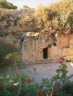 гробница Иосифа Обручника в Гефсиманском саду